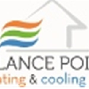 Balance Point Heating & Cooling Logo