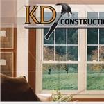 Kd Construction, LLC Logo