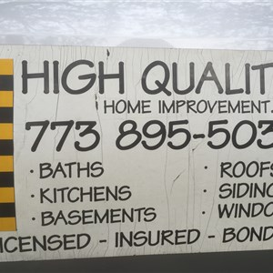 High Quality Home Improvement Inc. Logo