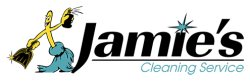 Jamies Cleaning Service Logo