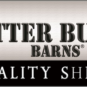 Better Built Barns And Sheds Logo