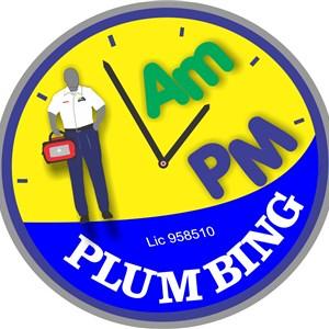 Ampm Plumbing Logo