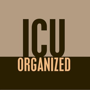 ICU Organized Logo