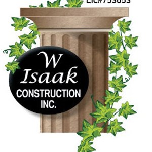 W Isaak Construction Inc Cover Photo