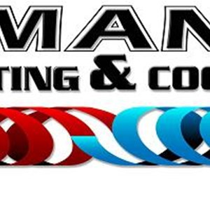 Mcmanus Heating & Cooling Company Logo