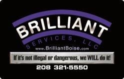 Brilliant Services, LLC Logo