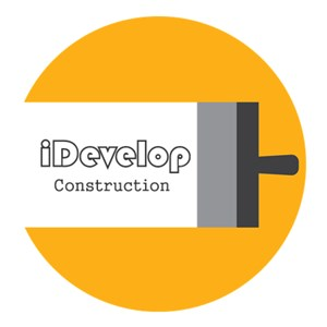 Idevelop Construction Logo