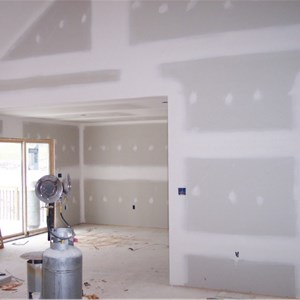 Drywall Paper Repair