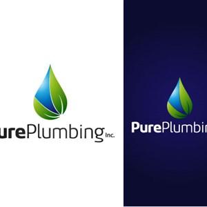 Pure Plumbing Inc Logo
