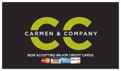 Carmen N Company Logo