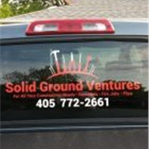solid ground ventures Logo