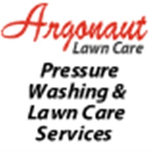 Argonaut Lawn Care - Pressure Washing & Lawn Maintenance Service Logo