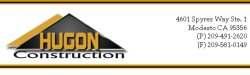 Hugon Construction Logo