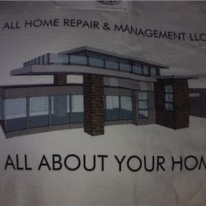 ALL HOME REPAIR & MANAGEMENT LLC Logo