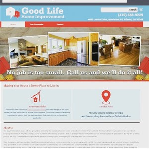Good Life Home Improvement Cover Photo
