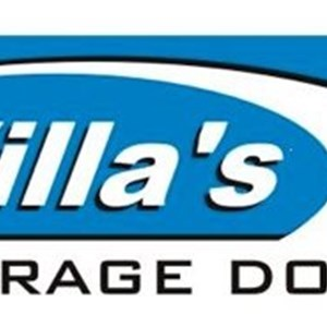 Villas Garage Doors Logo