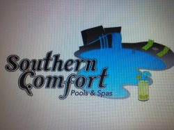 Southern Comfort Pools and Spas Logo