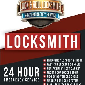 Lock an Roll Locksmith Cover Photo