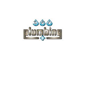 360 Plumbing + LLC Logo
