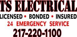 TS Electrical & Maintenance Logo