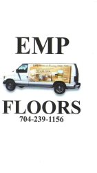 Emp Hardwood Flooring Logo