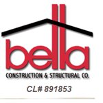 Bella Construction & Structural Co. Logo