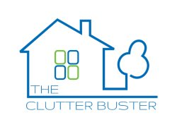 THE CLUTTER BUSTER Logo