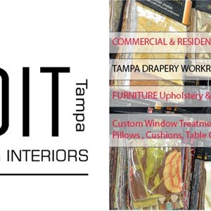 Creative Design Interiors Tampa Logo