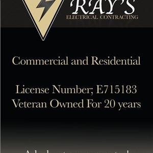 rays electrical contracting Cover Photo