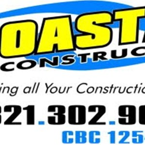 Coastal Construction LLC Logo