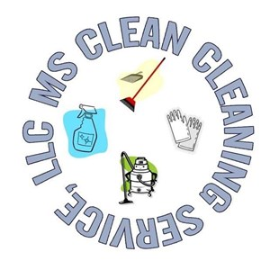 Ms. Clean Cleaning Service LLC Logo