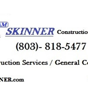 AM Skinner Construction LLC Logo