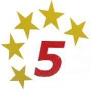 5 Star Fence Inc Logo