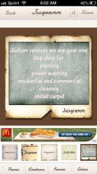 Judson Service Logo