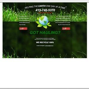 Got Hauling? & Demo Logo