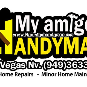 My Amigo Handyman Cover Photo