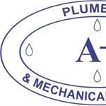 A+  Plumbing and Mechanical Services Logo