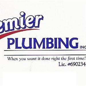 Premier Plumbing Inc Logo