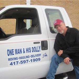 One Man & His Dolly w/ Budget Moving, LLC Cover Photo