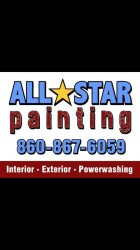 All Star Painting Logo