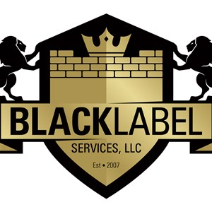 Black Label Services, LLC Logo