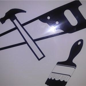 C & N Handyman Services Logo