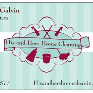His and Hers Home Cleaning Cover Photo