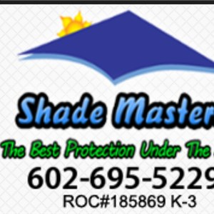 Shade Masters Cover Photo