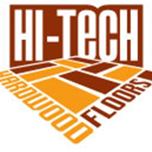 Hi-tech Hardwood Floors Logo