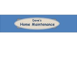 Daves Home Maintenance Logo