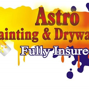 Astro Painting & Drywall inc Logo