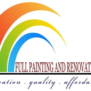 Full Painting AND Renovation, LLC Logo