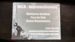 Wch - Improved Homes Logo