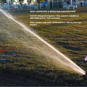 Dixie Landscape & Irrigation Cover Photo